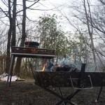 雨風に負けずキャンプ in 赤城オートキャンプ場
