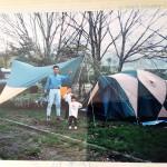 キャンプの魅力と楽しさを教えてくれたのは父と母