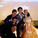 [動画付]親友結婚!四駆でキャンプなサプライズ動画を