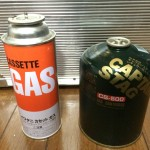 OD缶にカセットボンベのガスを詰め変えて経済的に
