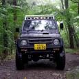ジムニーで林道探索 キャンプスポット探しの旅