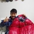 最低使用温度 -12度 ISUKA シュラフ(寝袋)レビュー